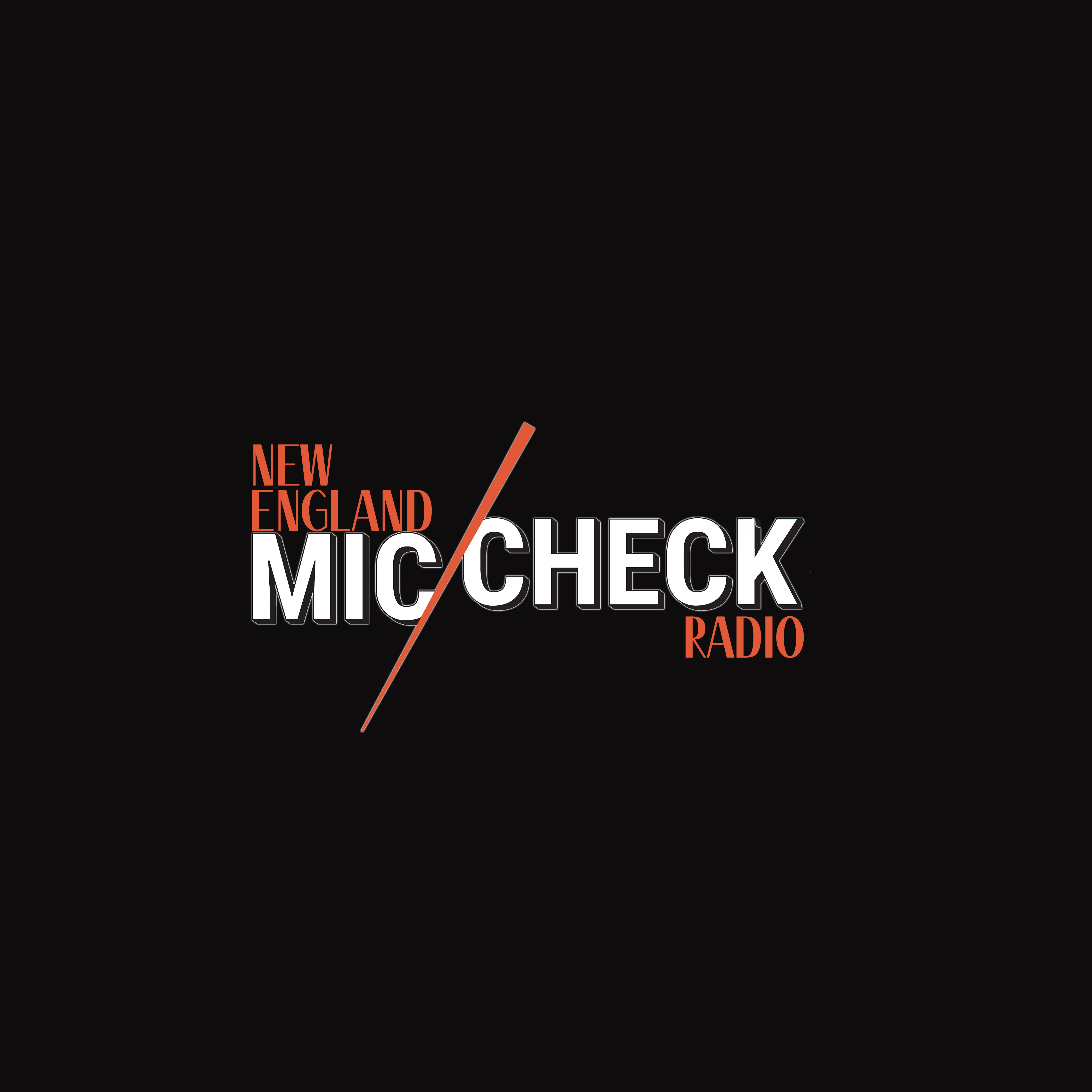"""New England Mic Check Radio - """"The Weekend Takeover featuring The Quiet Storm"""" Every Friday 12 noon - Sundays Midnight logo"""