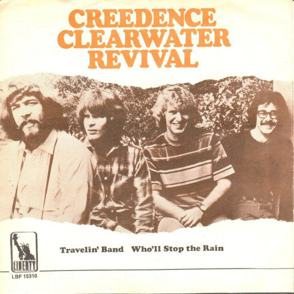 Art for Who'll Stop The Rain (Clean) by Creedence Clearwater Revival
