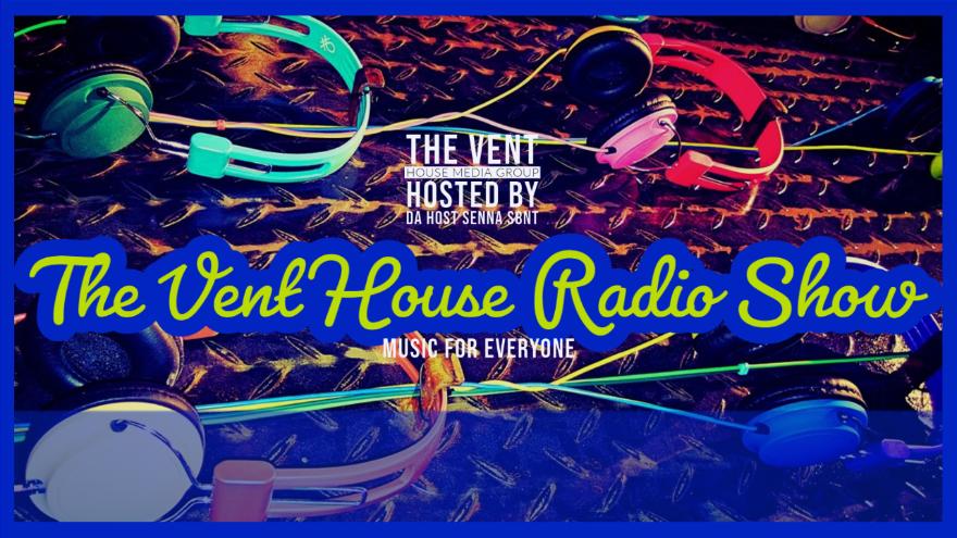 The Vent House Radio Show logo