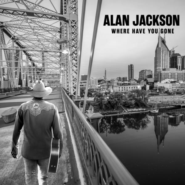 Art for Where Have You Gone by Alan Jackson
