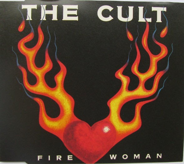 Art for Fire Woman (L.A. Rock Mix) by The Cult