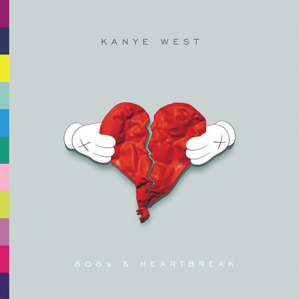Art for Love Lockdown by Kanye West