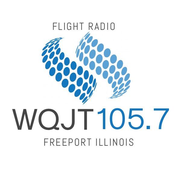 WQJT 105.7FM  logo