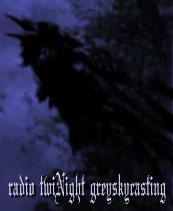 radio twiNight greyskycasting logo