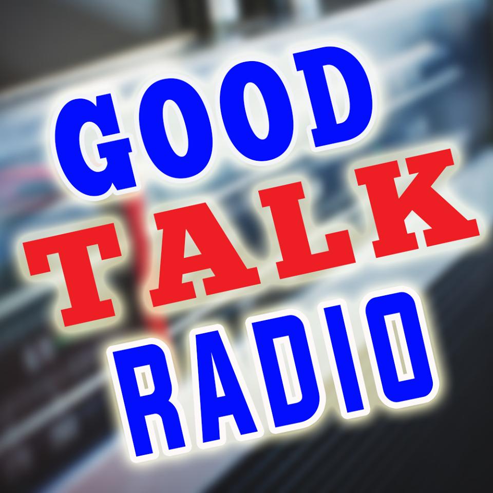 Good Talk Radio Station logo