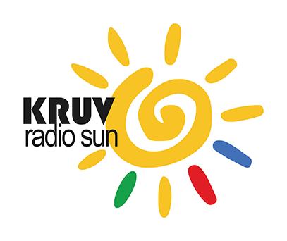 KRUVradiosun logo