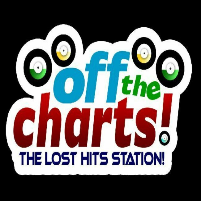 OffTheCharts! The Lost Hits Station! logo
