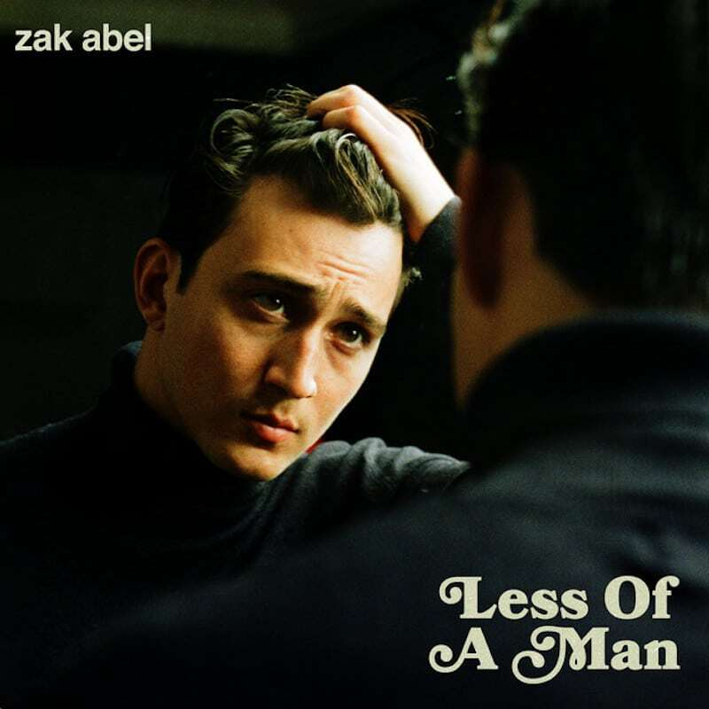 Art for Less Of A Man by Zak Abel