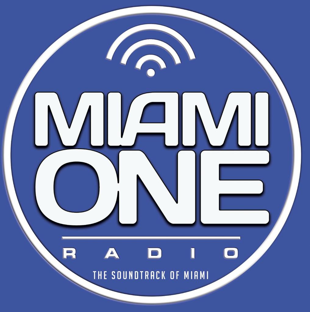 Miami One Radio  logo