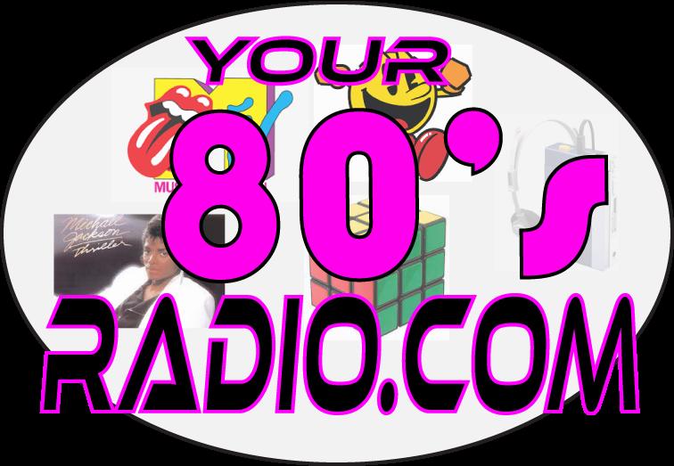 Your80sRadio.com logo