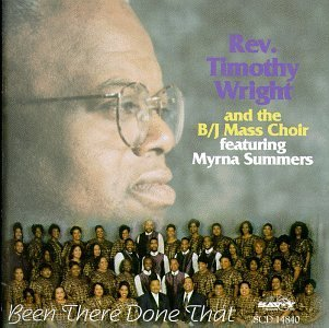 Art for Been There Done That by Rev. Timothy Wright