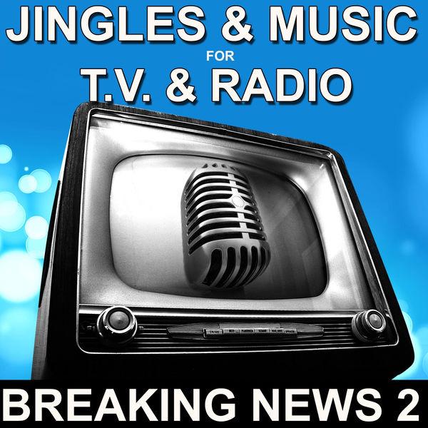 Art for Jingle Radio et TV Music News 10 (Boucle info 10) by Dan Barrangia