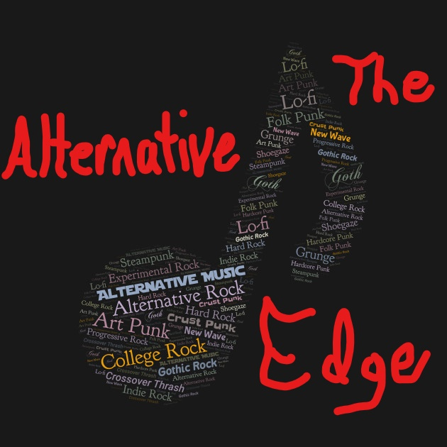 Art for The Alternative Edge Station ID w/Effects by Professional [Male]