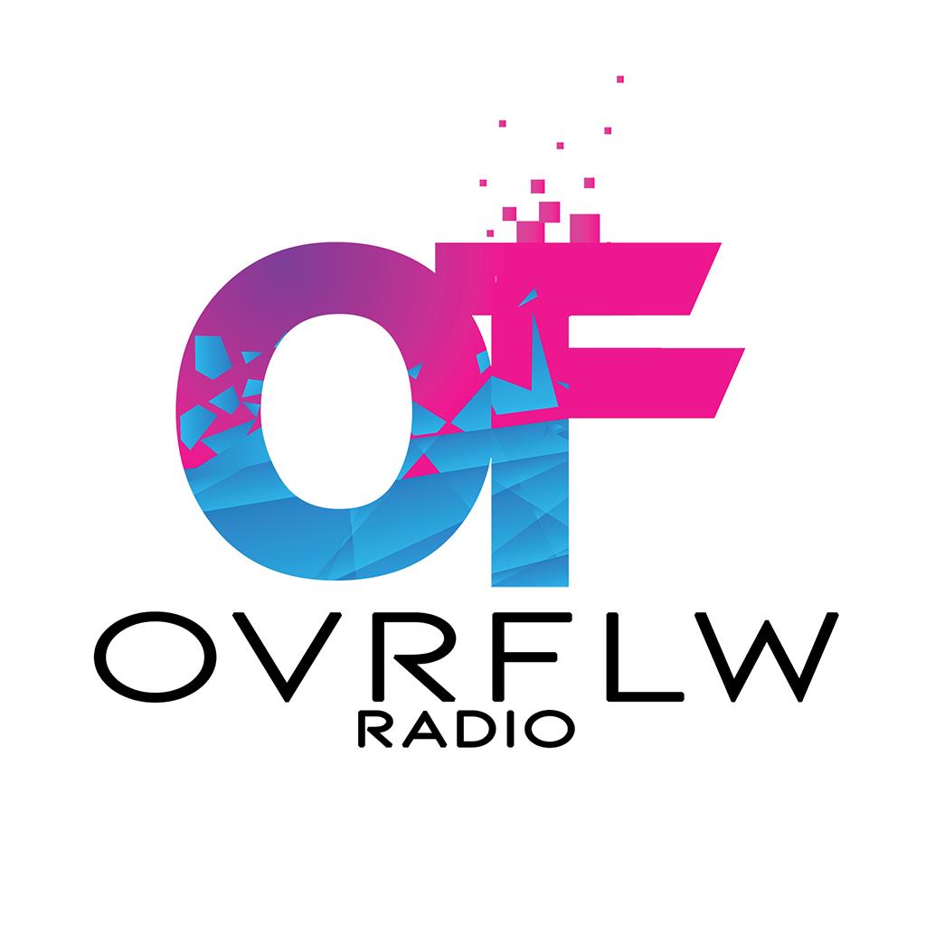 OVRFLW Radio logo
