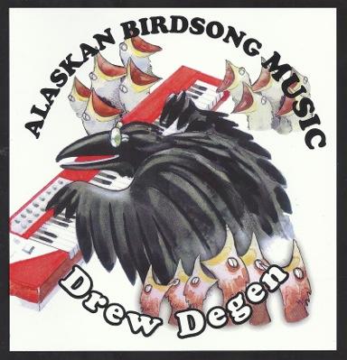 ALASKA BIRDSONG MUSIC logo