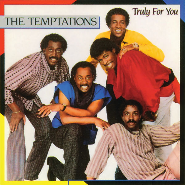Art for My Love Is True (Truly for You) by The Temptations