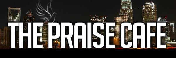 The Praise Cafe Radio logo