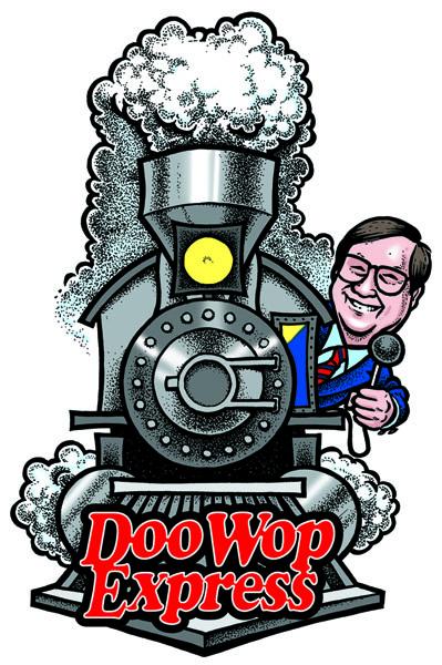 The Doo-Wop Express logo