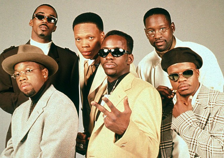 Art for Cool It Now by New Edition