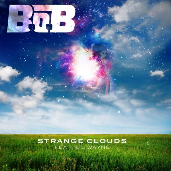 Art for Strange Clouds (feat. Lil Wayne) by B.o.B