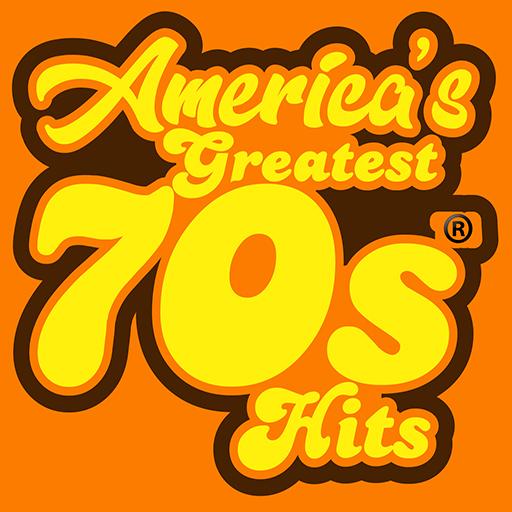 America's Greatest 70's Hits (R) logo