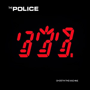 Art for Spirits In The Material World by THE POLICE