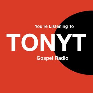 TONY T Gospel  RADIO logo