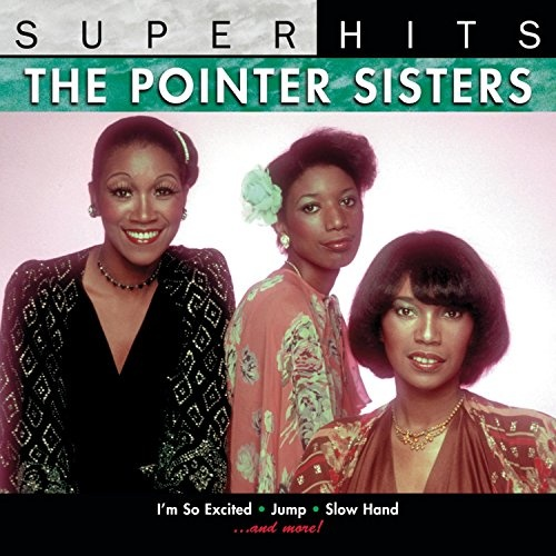 Art for Fire (1979) by Pointer Sisters