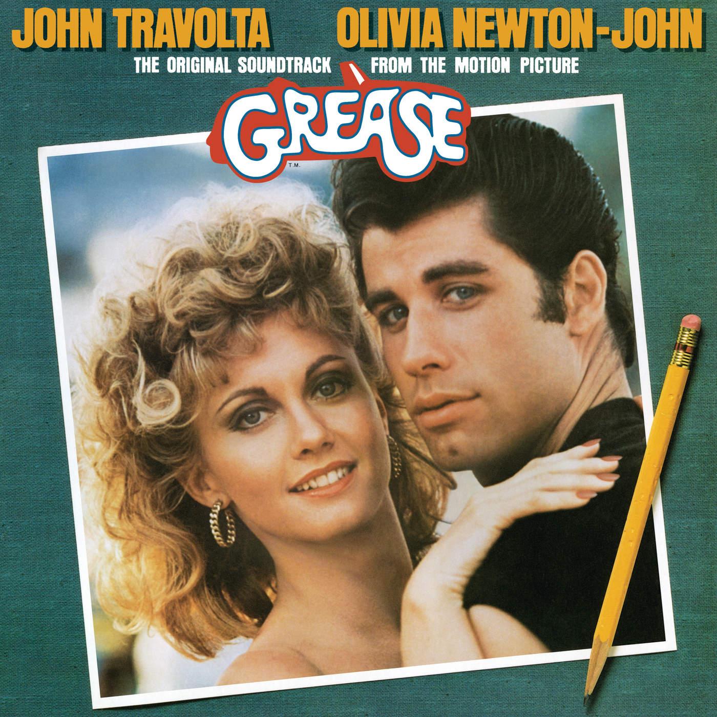 Art for Summer Nights by John Travolta & Olivia Newton-John