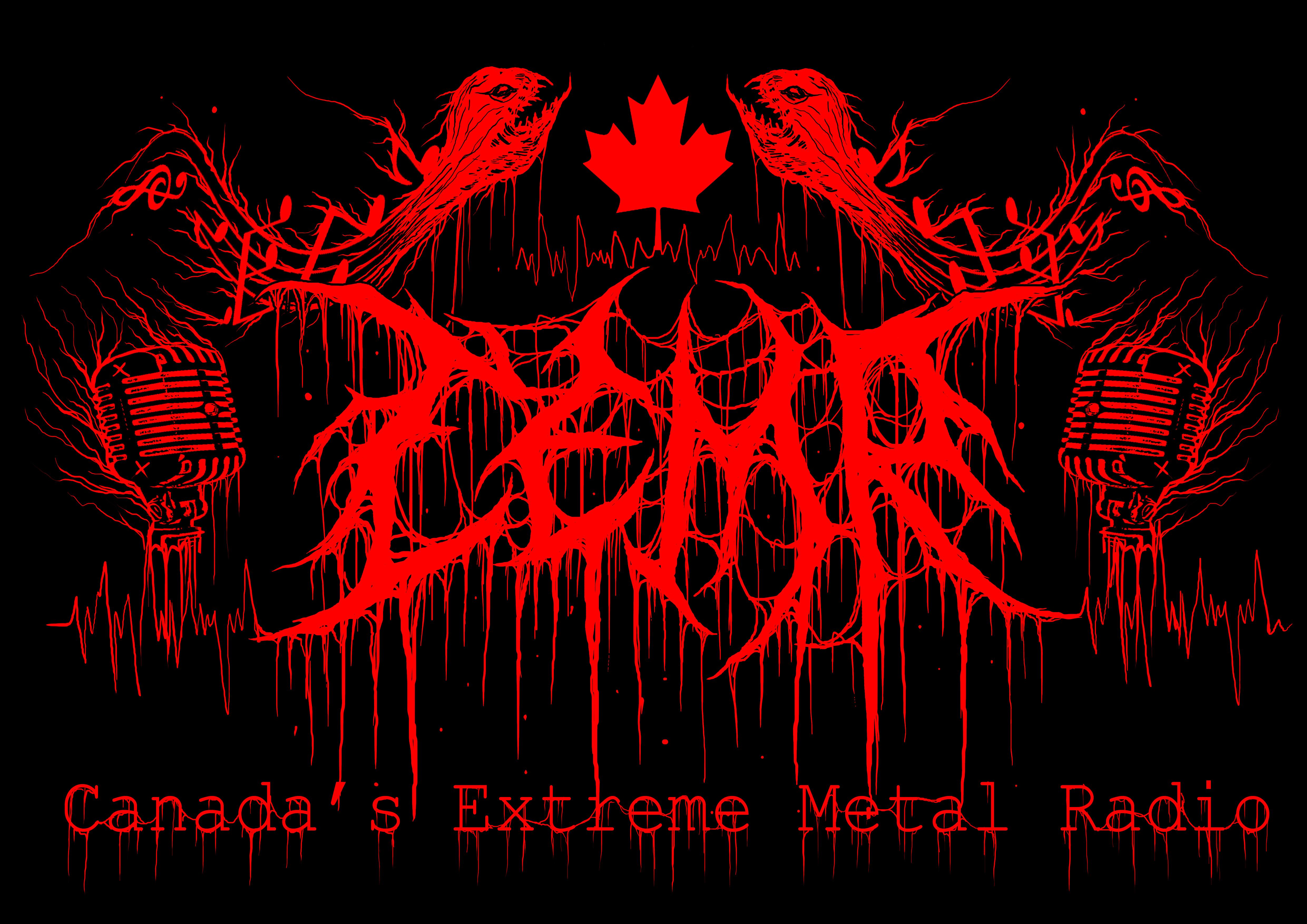 Canada's Extreme Metal Radio logo
