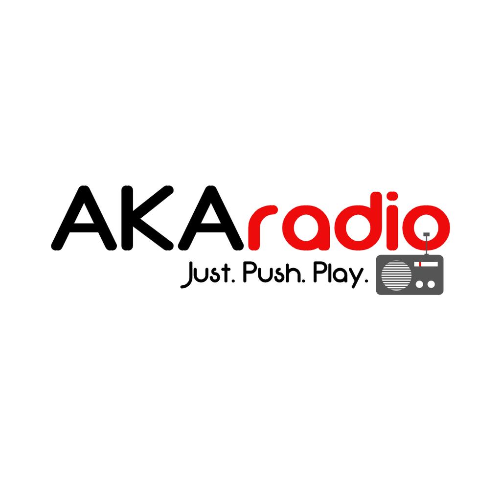 AKAradio logo