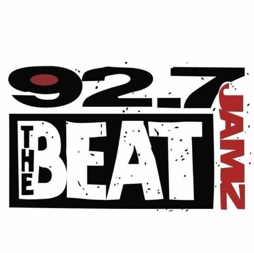 JACKSONVILLE WNIC 92.7 THE BEAT JAMZ®  logo