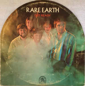 Art for Get Ready by Rare Earth