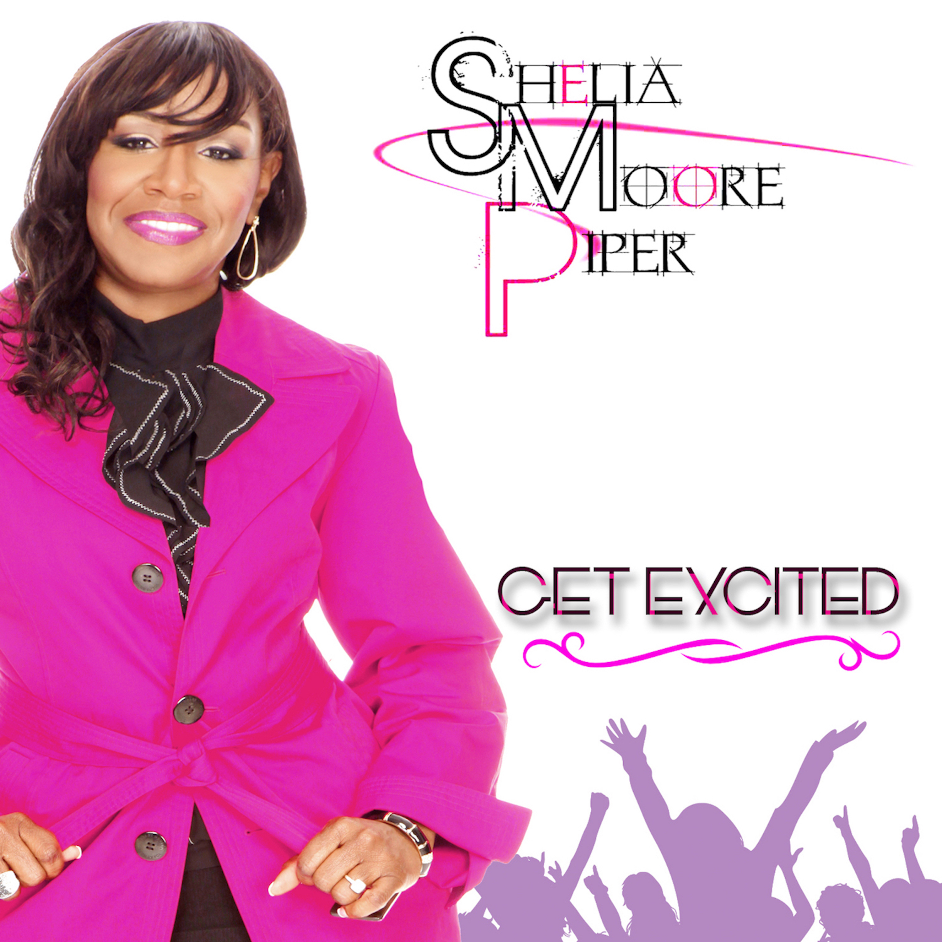 Art for Get Excited by Shelia Moore- Piper