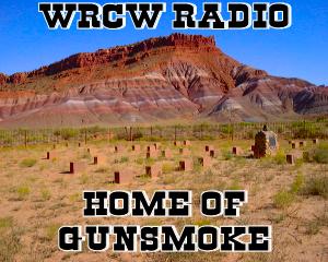 WRCW Radio - Home Of Gunsmoke logo