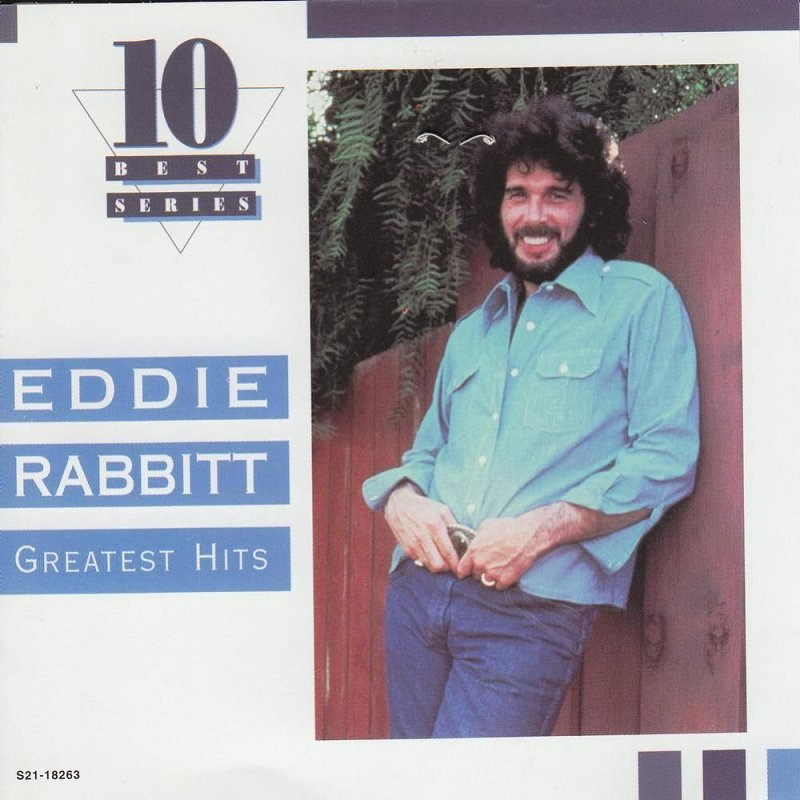 Art for You Can't Run from Love by Eddie Rabbitt