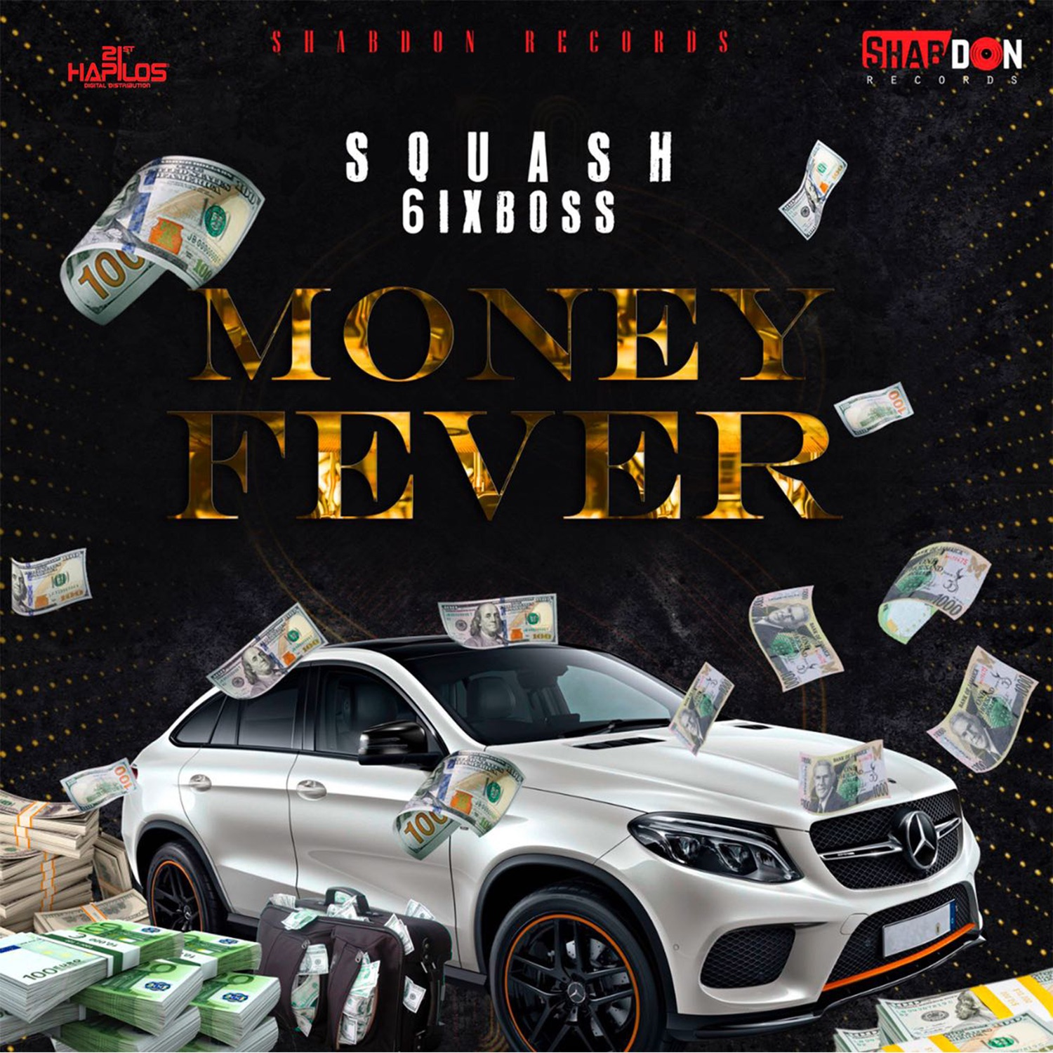 Art for Money Fever by SQUASH