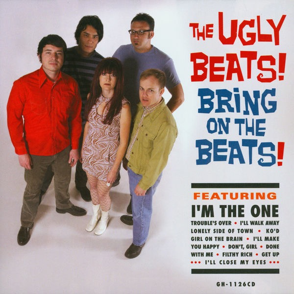 Art for I'm the One by The Ugly Beats