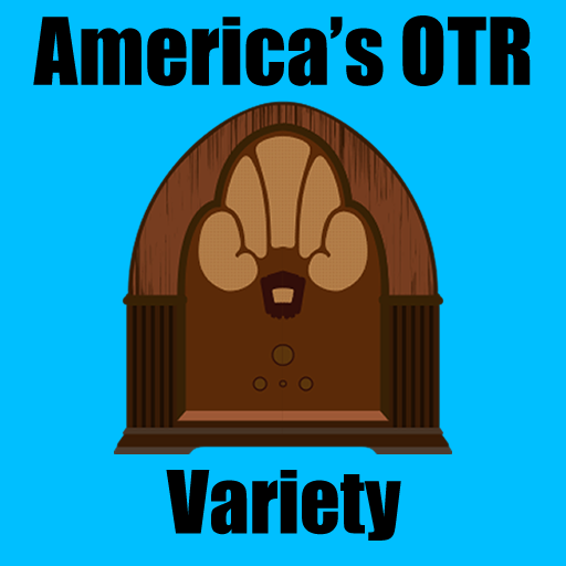 America's OTR - Old Time Radio Variety logo