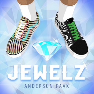 Art for JEWELZ by Anderson .Paak