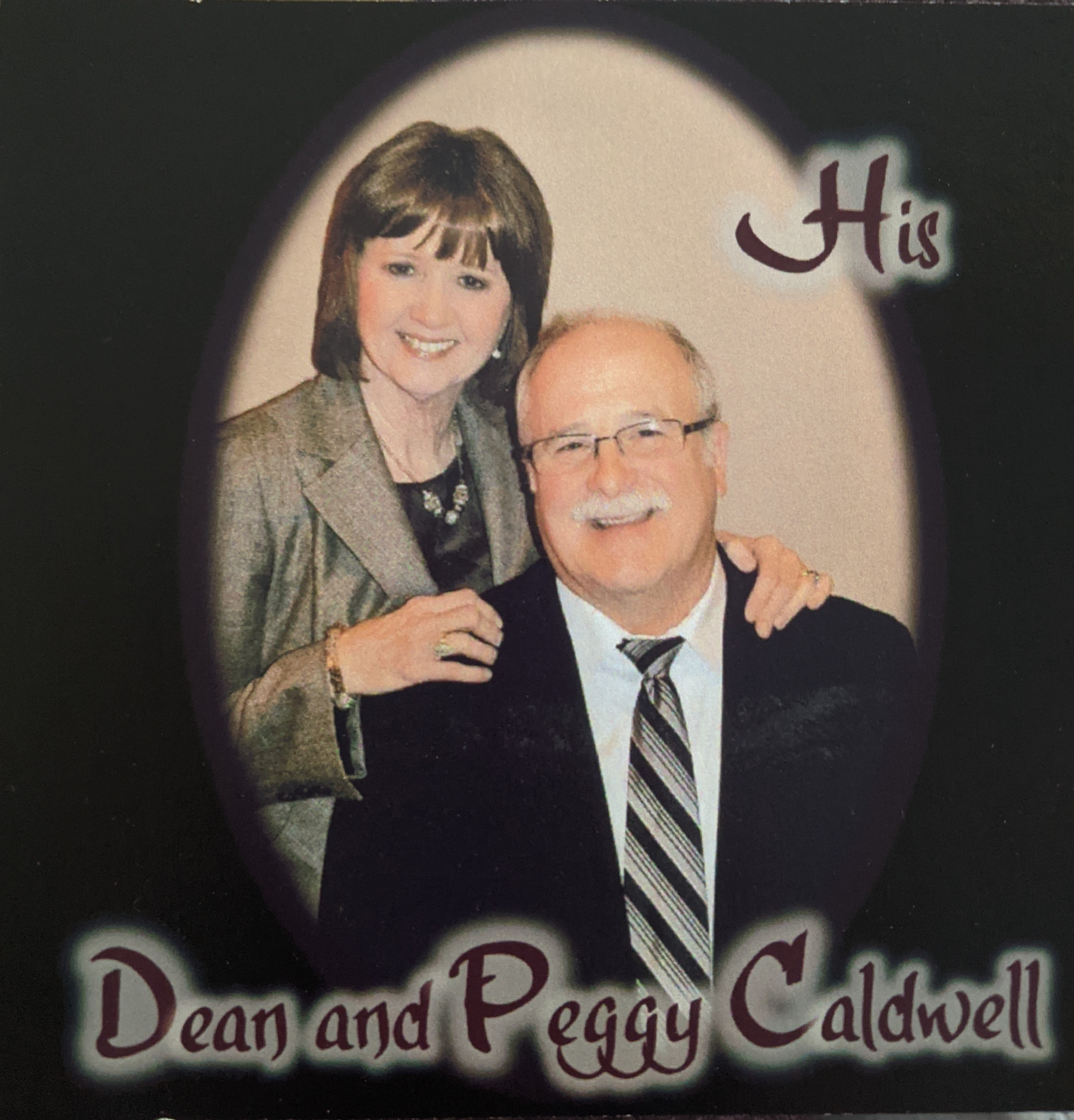 Art for God's Unchanging Hand by Peggy Caldwell