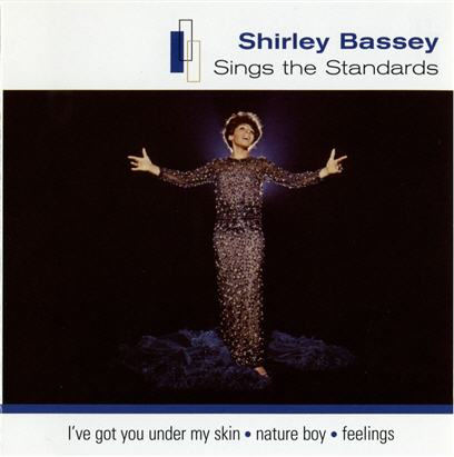 Art for I Get A Kick Out Of You by Shirley Bassey