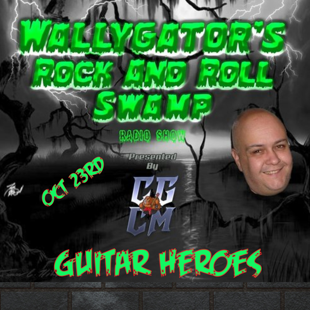 Art for Wallygator's Rock N Roll Swamp (Oct 23) #73.5 by Wallygator's Rock N Roll Swamp (Oct 23) #73.5