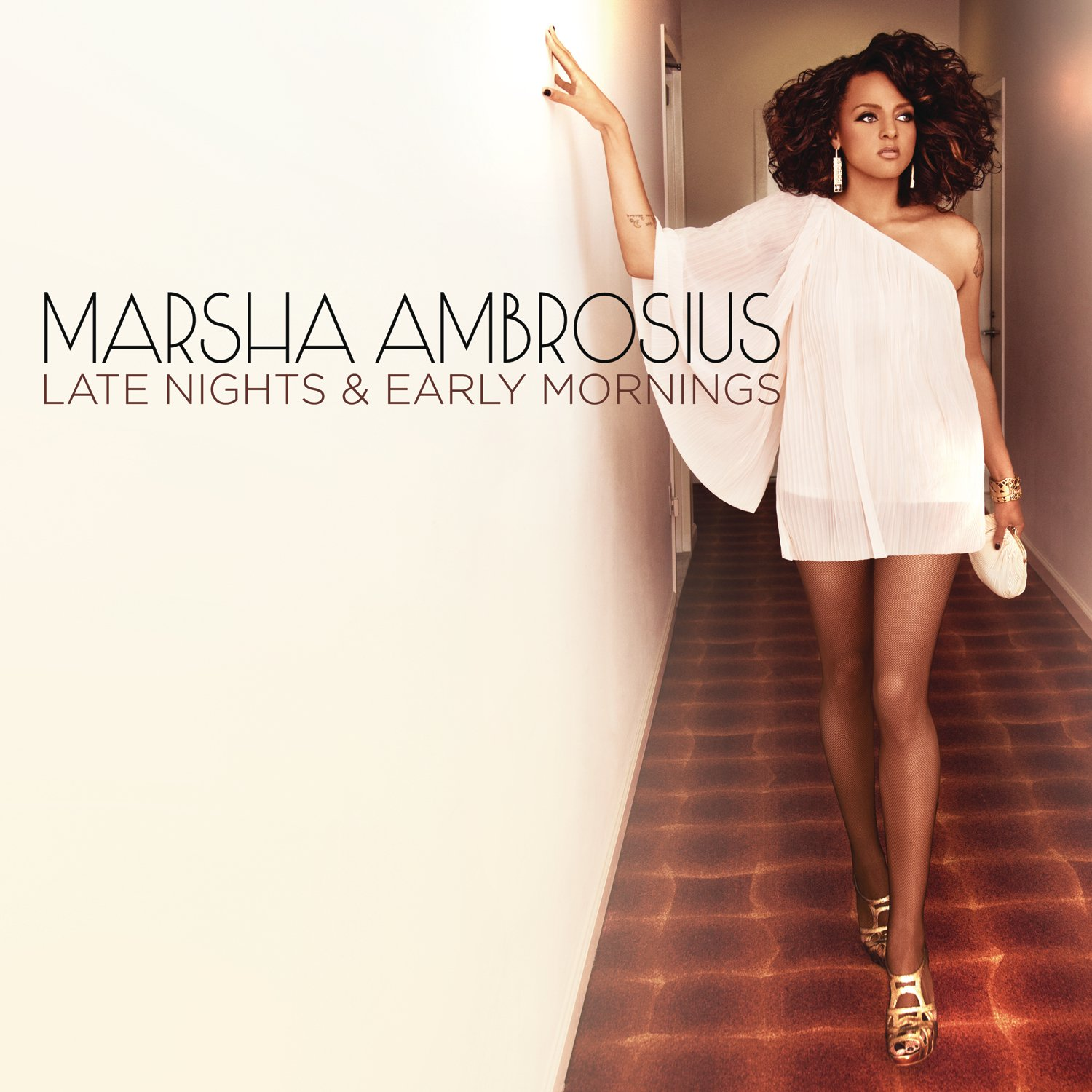 Art for Butterflies (remix) by Marsha Ambrosius