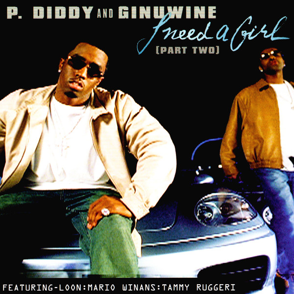 Art for I Need A Girl Part II (Clean)  by P Diddy Ft. Mario Winans Ginuwine and Loon