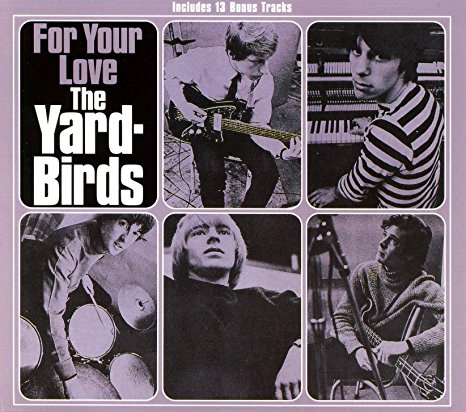 Art for For Your Love (1965) by The Yardbirds