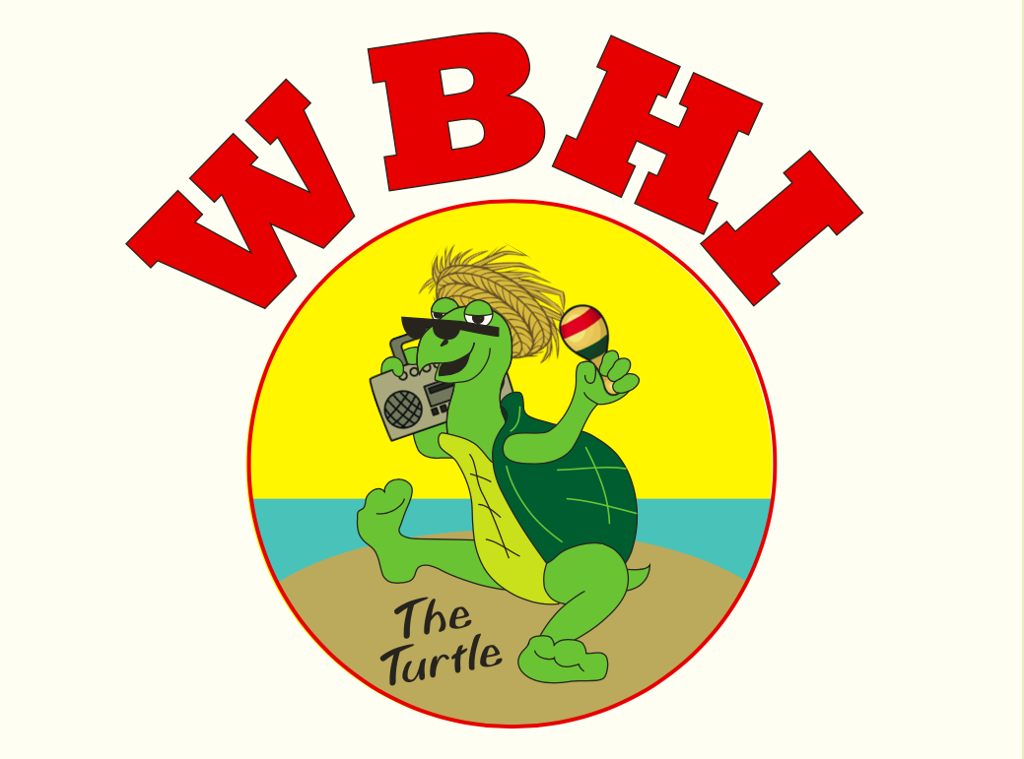 WBHI The Turtle logo