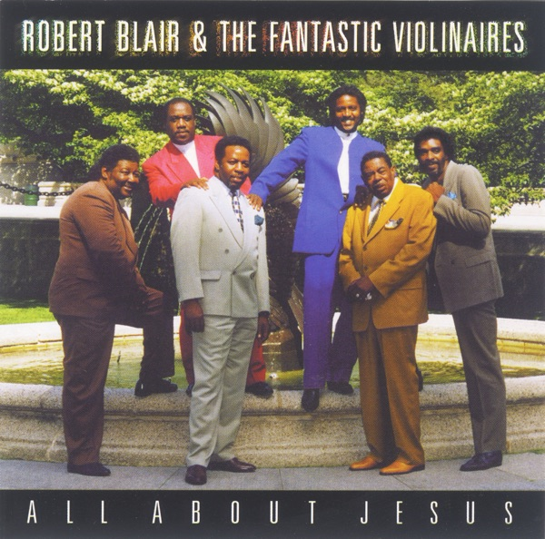 Art for God's Got the Key by Robert Blair & The Fantastic Violinaires
