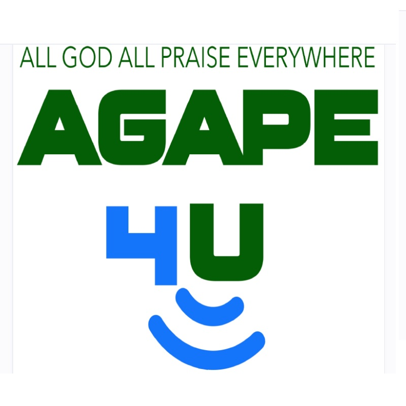 AGAPE4U logo