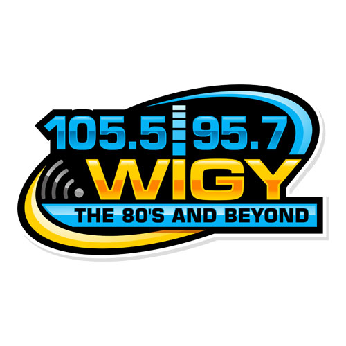 WIGY - The 80s and Beyond logo
